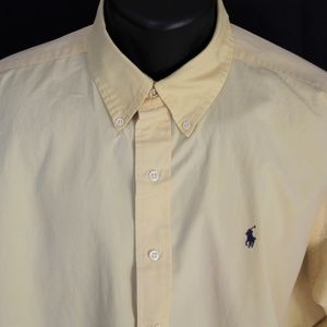 Ralph Lauren Polo Blake Cotton Button Down Shirt
